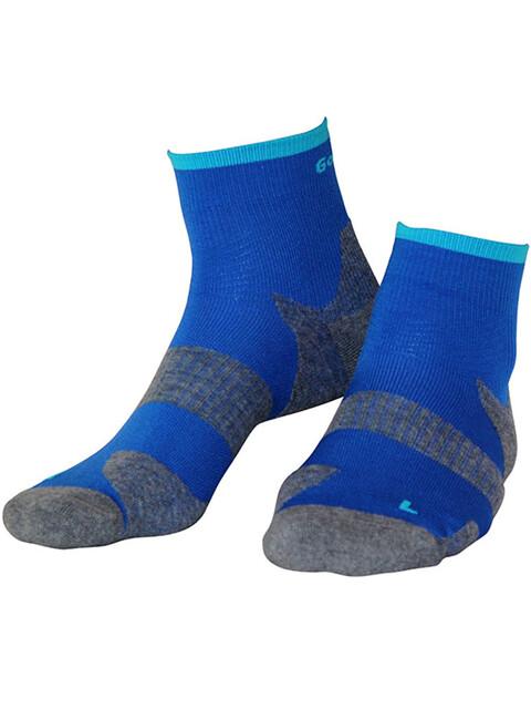 Gococo Technical Cushion Socks Electric Blue